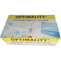 Optimality Mask (Оптималити Маск) - маски медицинские, 50 шт. (Китай)